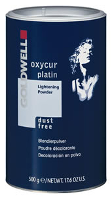 Goldwell Oxycur Platin Lightening Powder