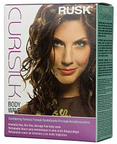 Rusk CurlSilk Body Wave Normal/Resistant Formula