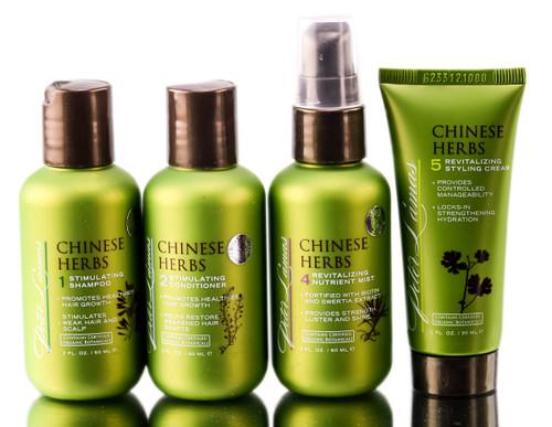 Peter Lamas Chinese Herbs Hair Growth Kit
