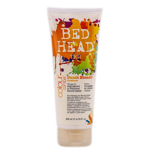 Tigi Bed Head Colour Combat Dumb Blonde Conditioner