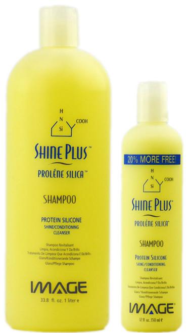 Image Shine Plus Shampoo - Shine/Conditioning Cleanser