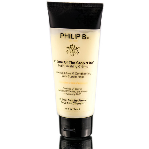 Philip B Creme of the Crop Hair 'Lite' Finishing Creme - paraben free formula