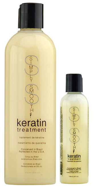 Simply Smooth Keratin Treatment