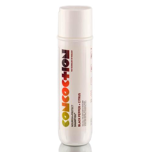 Concoction Nourish Plus Protect SuperSerum Black Pepper Citrus Shampoo