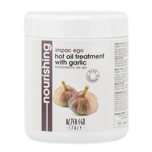 Alter Ego Italy Nourishing Hot Oil Treatment With Garlic