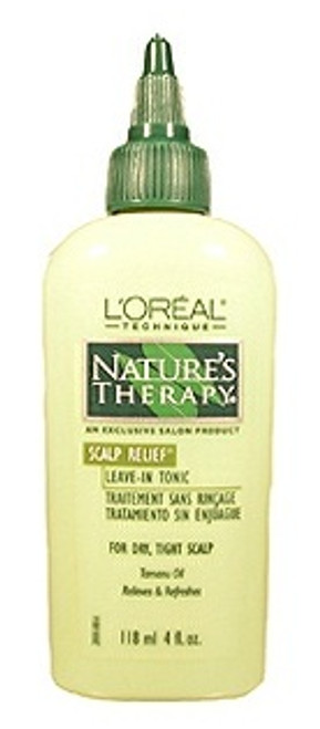 L'Oreal Nature's Therapy Scalp Relief Leave-in Tonic