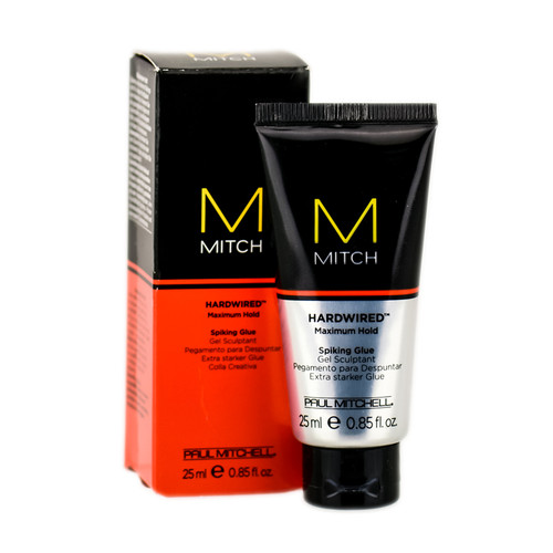 Mitch by Paul Mitchell Hardwired Maximum Hold Spiking Glue
