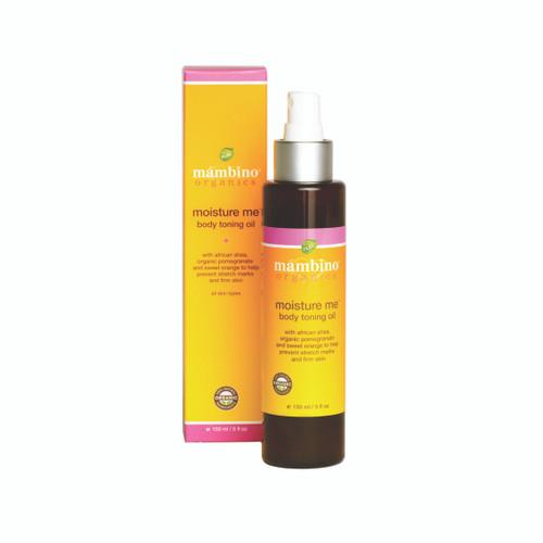 Mambino Organics Moisture Me Body Toning Oil