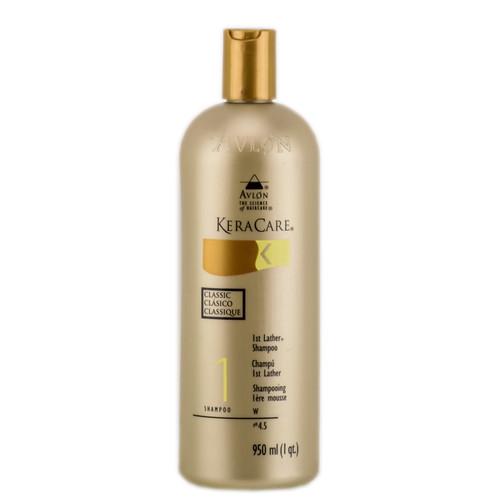KeraCare 1st Lather Shampoo (Classic Formula)
