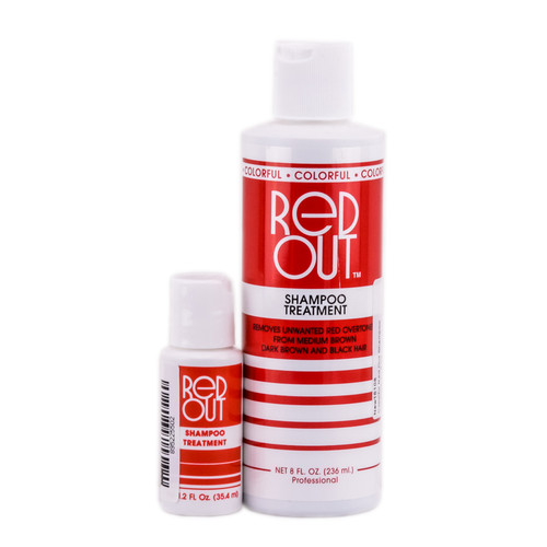 Colorful Red Out Shampoo Treatment