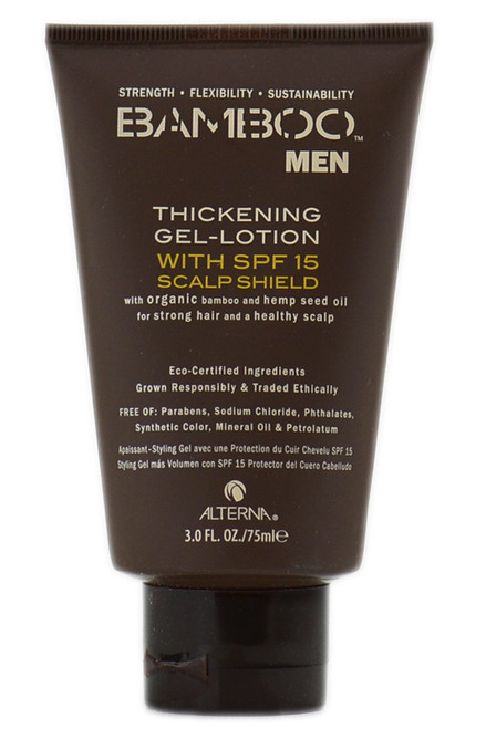 Alterna Bamboo Men Thickening Gel-Lotion