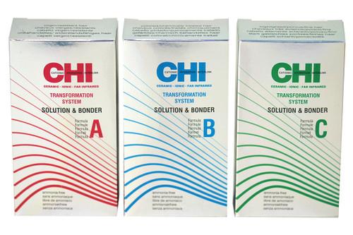 CHI Transformation System Solution & Bonder