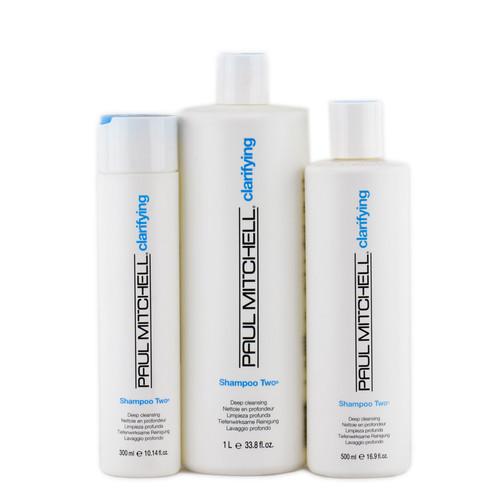 Paul Mitchell Clarifying Shampoo Two