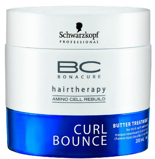 Schwarzkopf BC Bonacure Hairtherapy Curl Bounce Butter Treatment