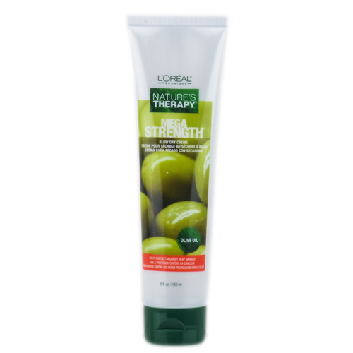 L'Oreal Nature's Therapy Mega Strength Blow Dry Creme