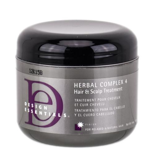 Design Essentials Herbal Complex #4 Hair & Scalp Treatment