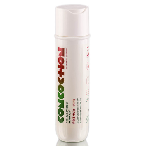 Concoction Nourish Plus Protect SuperSerum Rosemary Mint Shampoo