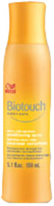 Wella Biotouch Extra Rich Nutrition Conditioning Spray for Damaged Hair