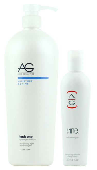 AG Tech-One Daily Shampoo