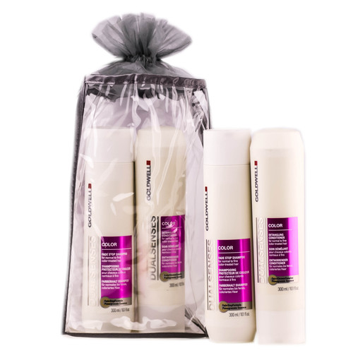 Goldwell Hair Set - DualSenses Color Care