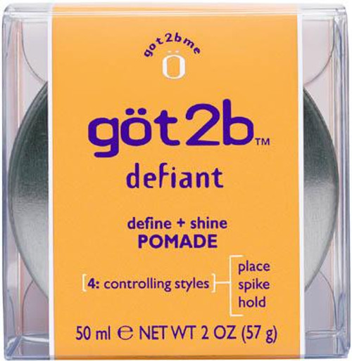 got2b Defiant Define & Shine Pomade