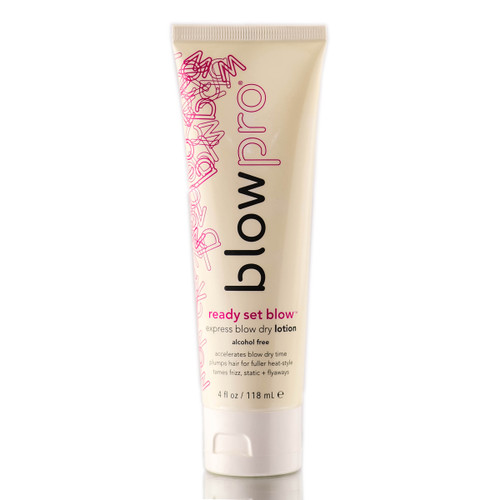 Blow Ready Set Blow Express Blow Dry Lotion