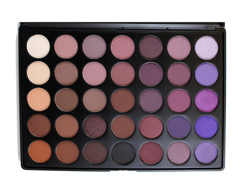Morphe Color Plum Eye Shadow Palette