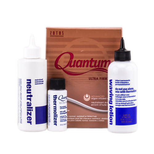 Quantum Ultra Firm Perm (Gold)