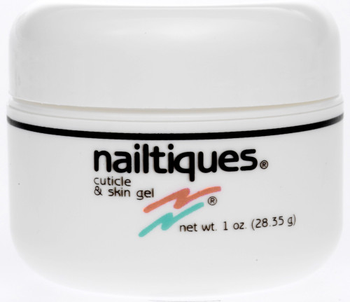 Nail Supplements: Nailtiques Cuticle & Skin Gel.