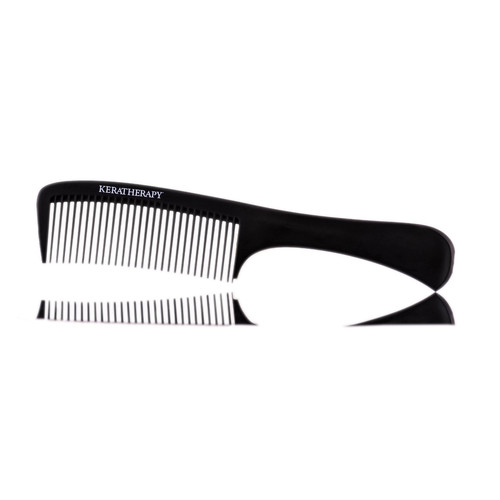 Diora Keratherapy Heat Resistant Carbon Wide Tooth Comb
