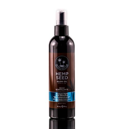 Earthly Body Hemp Seed Glow Oil