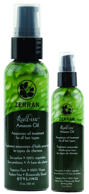 Zerran RealLisse Amazon Oil treatment for all hair types