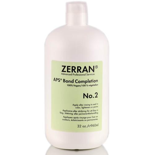 Zerran APS Bond Completion No.2
