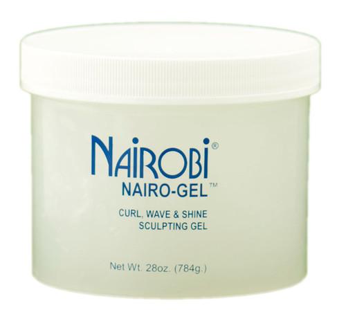 Nairobi Nairo-Gel Curl Wave and Shine Sculpting Gel
