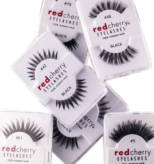 Troika Red Cherry Eyelashes