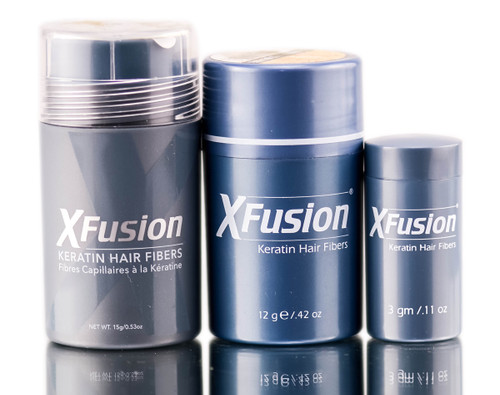 XFusion Light Blonde Keratin Hair Fibers