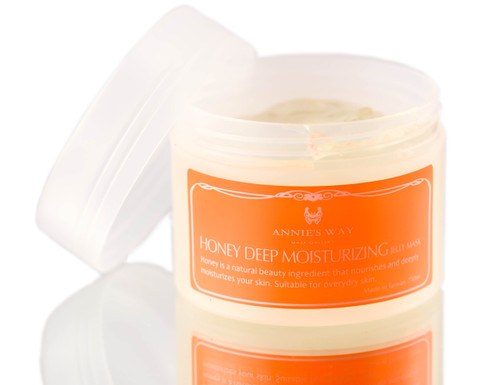 Annie's Way Jelly Mask Collection - Honey Deep Moisturizing Tub