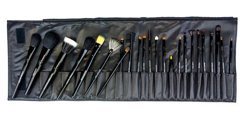 Crown Brush 24pc Professional Set