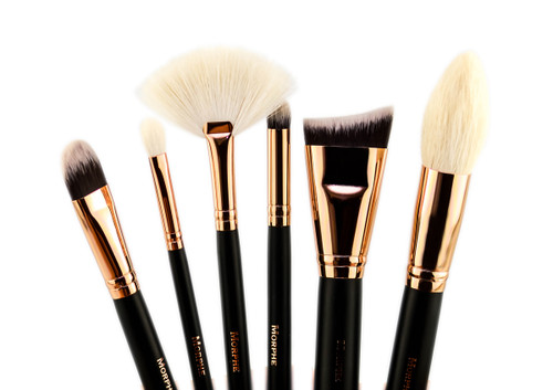 Morphe Rose Gold Brush Collection