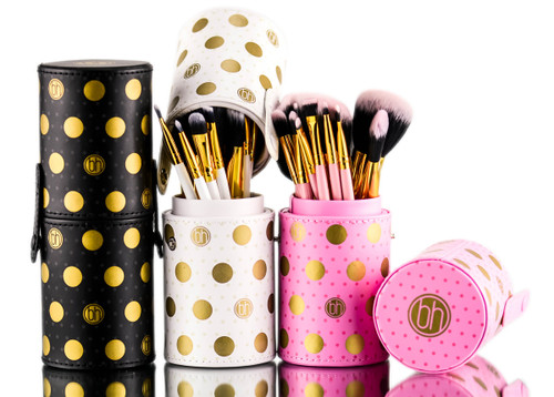 BH Cosmetics Dot Collection 11 PC Brush Set
