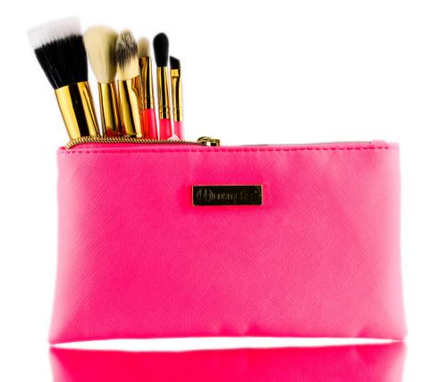 BH Cosmetics 6 PC Brush Set w/ Bag