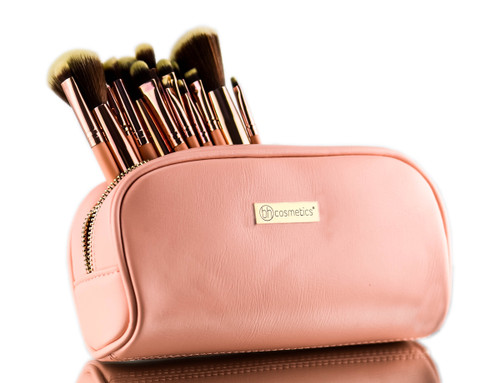 BH Cosmetics 14 PC Chic Brush Set w/ Case