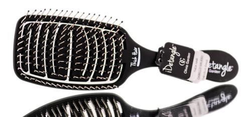 Olivia Garden iDetangle Hair Brush for Thick Hair