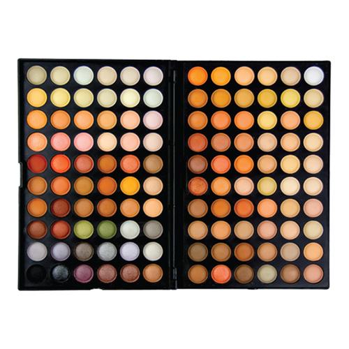Crown Brush 120 Color Neutral Eyeshadow Palette - 120N