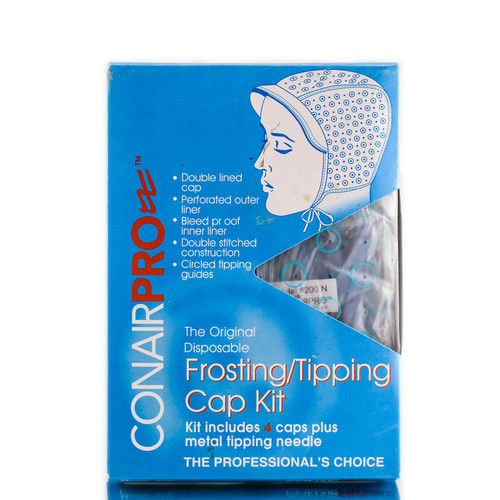 Conair Pro Frosting/Tipping Cap Kit