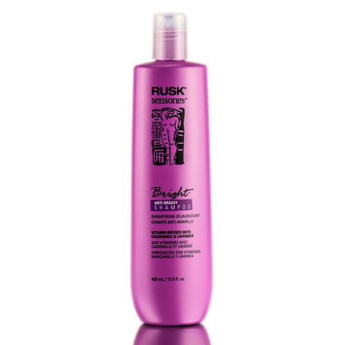 Rusk Sensories Bright Anti-Brassy Shampoo