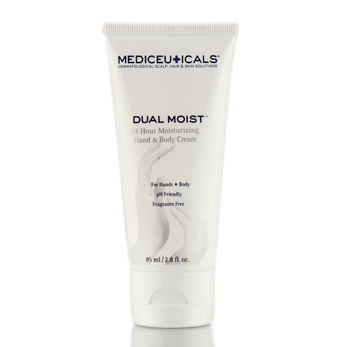 Therapro MEDIceuticals Dual Moist Hand And Body Cream