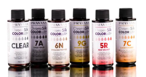 Pravana ChromaSilk ColorLush Demi Gloss
