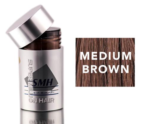 Super Million Hair Medium Brown Enhancement Fibers