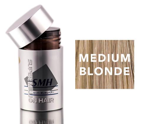 Super Million Hair Medium Blonde Enhancement Fibers